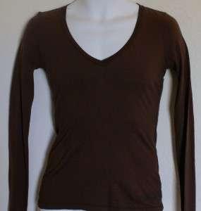 Brand New VON DUTCH Brown Long Sleeve Lynwood California Shirt Large