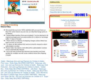 Established Baby Product Online Website Top Earning For Sale