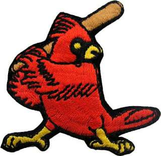 ST LOUIS CARDINALS MLB BASEBALL EMBROIDERED PATCH #03