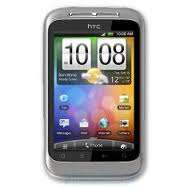 For HTC Wildfire S Case Black On Black 2 in 1 Hybrid Heavy Duty Snap