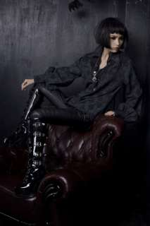visual kei punk black rock goth japan shirt NANA males L