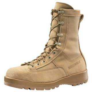 BELLEVILLE DESERT TAN 790 ST BOOTS (military army tactical combat gear