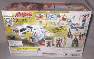 Power Rangers Samurai Shinkenger Tora Origami Tiger Megazord Tora