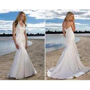 ?pretty Wedding Dress/Bridesmaid/Prom Gown * Custom Size