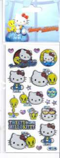 Sanrio Hello Kitty Stickers Tweety Bird #897