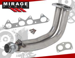 94 97 Honda Accord L4 Stainless Steel Racing Performance Header