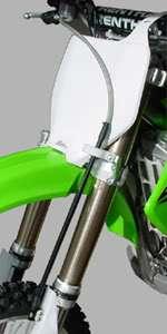 Kawasaki KX125 KX250 94 96 Front & Rear Brake Hose Kit