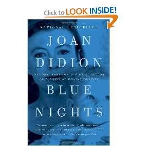 Blue Nighs (9780307387387) Joan Didion Books