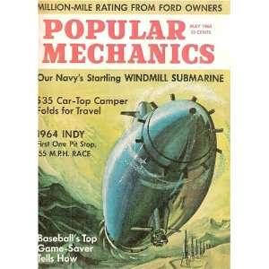 May 1964   (Volume 121 Number 5) Various, Don Dinwiddie Books