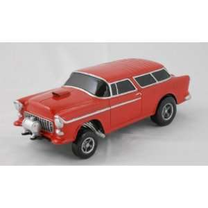 GASSER, RED, 118 SCALE MODEL, HOT ROD, STREET ROD, DRAG RACING CAR