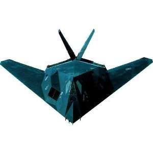 24 Nighthawk Jet Plane Wall Graphic Sticker Color Decal Home Game