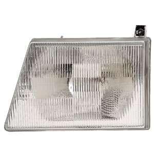 Ford ECONOLINE VAN Headlight Assembly (COMPOSItE tYPE