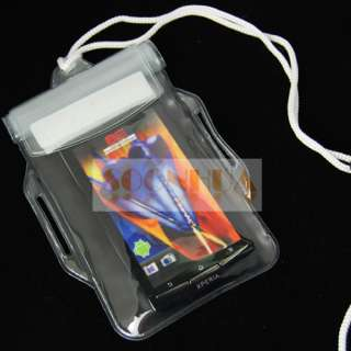 Waterproof Pouch Dry Bag Case For All Cell Mobile Phone