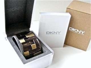 WOMENS FASHION GOLD TONE Bracelet Watch NY4721 NY4310 NY4413