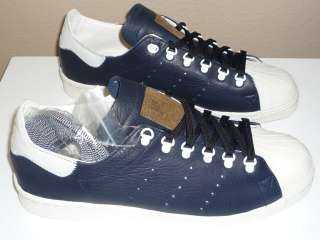 NIB Adidas Originals Superstar 80s BURTON Mens Shoes Sz US11.5/UK11