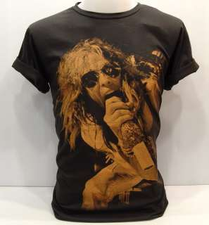 Steven Tyler Heavy Metal VTG Rock T Shirt aerosmith L