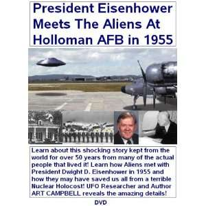 The Aliens At Holloman Air Force Base in 1955 Bill Knell Movies & TV
