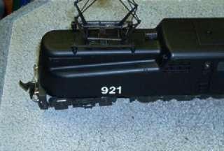 AHM Rivarossi GG1 ELECTRIC LOCO 921 HO Train Engine Amtrack U.S