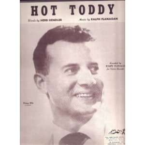 Sheet Music Hot Toddy Ralph Flanagan 145: Everything Else