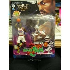 Space Jam Michael Jordan Bugs Bunny Toys & Games