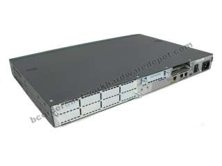 CISCO2650XM   The router is loaded with Cisco Call Manager Express