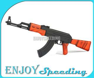 Scale Weapon   AK 47 Assault Rifle Gun Model HOT TOY 5.9