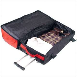 CalPak Lotus Adventure Temptation 32 Multi Pocket Rolling Duffel Bag