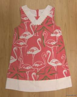 Gymboree Palm Beach Paradise Dress Flamingo 3 4 5 6 7 8 9 10 Yrs You