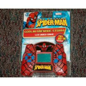 Electronic Game Spider Man Goblin Grenade Storm Toys & Games