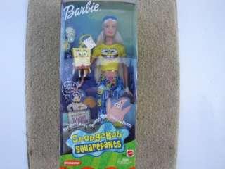 Barbie Nickelodeon Spongebob Squarepants