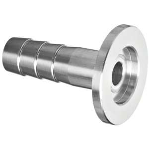Hose Barb Flange, 10mm Size, For Vacuubrand XS Series Rotary Vane Pump