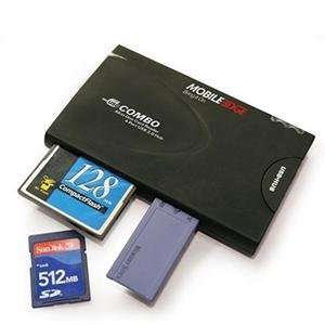 Mobile Edge, Universal Card Reader/USB HUB (Catalog
