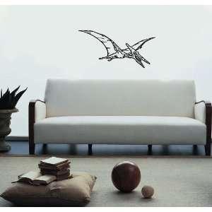 Mural Vinyl Sticker Dinosaur Pterodactyl Animal A421