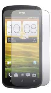 HTC One S Clear Screen Protector. Three layer PET protection. *** T