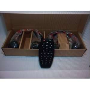 2 GM Headphones & Remote for Chevrolet Suburban, GMC Yukon