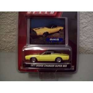 Channel R3 American Muscle Car 1971 Dodge Charger Super Bee Toys