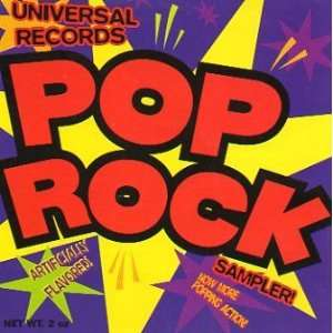 Universal Records Pop/Rock Sampler Various Music