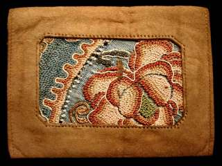 Antique Early 19Th Century Calling Card Case W/Cards &