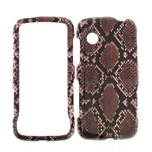 SNAKE SKIN HARD PROTECTOR SNAP ON COVER CASE Cell Phones
