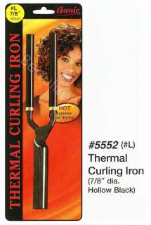 NEW Annie Thermal Curling Iron (6 Diameters Available)
