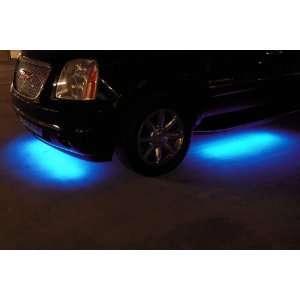 Blue Neon Underglow Undercar Light Kit   Warranty   Brand