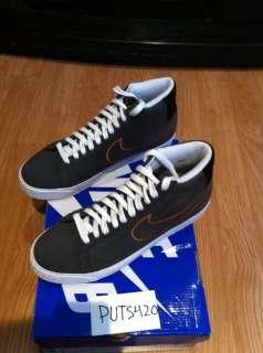 Nike SB Blazer Dark Charcaol 9 janoski vans vault supreme diamond dunk