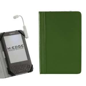 M Edge GO! Green  Kindle 3 Jacket Case & M Edge e