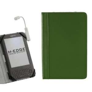 M Edge GO Green  Kindle 3 Jacket Case & M Edge e