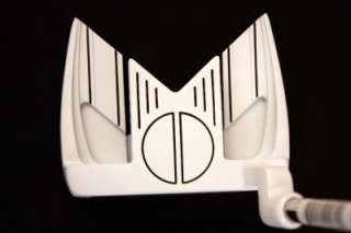 34 CUSTOM MADE TAYLOR FIT ICE PUTTER HOT WHITE GHOST