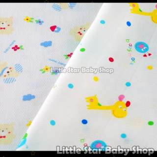 BNWP CUTE Cotton Baby Muslin Squares♥FREE PP♥BOYS