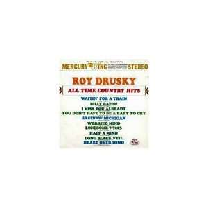 All Time Country Hits, Roy Drusky [Vinyl Record] Roy Drusky Music