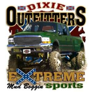 Dixie Rebel Mudding Trucks EXTREME MUD BOGGIN