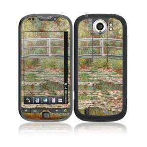 of Water Decorative Skin Cover Decal Sticker for HTC MyTouch 4G Slide