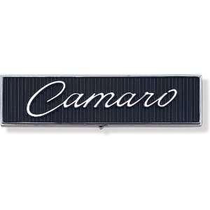 New Chevy Camaro Emblem   Door Panel, Pair 68 69 Automotive